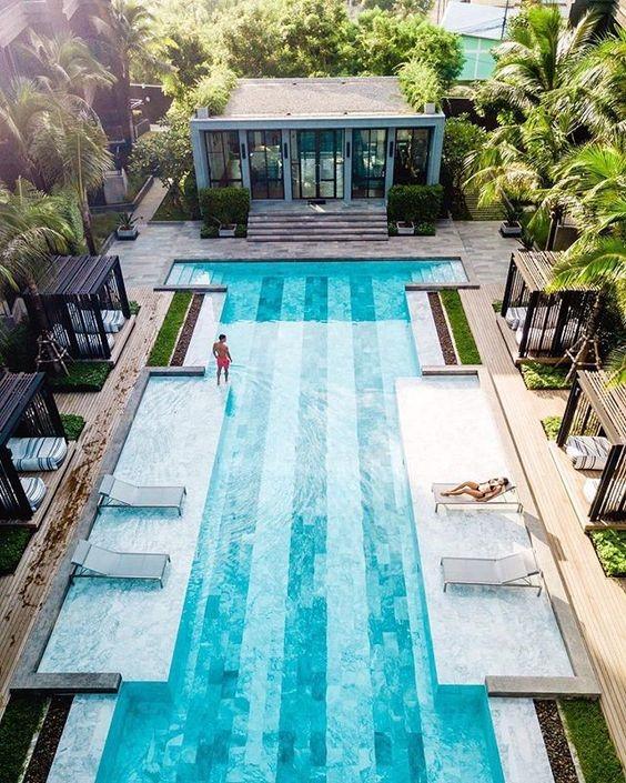 Pool Bottom Image