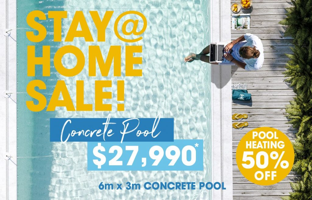 Stay Home Sale - Swimming Pool